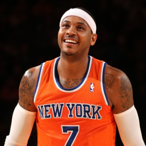 Time to trade Carmelo Anthony
