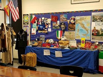 Naugatuck High School holds a cultural fair