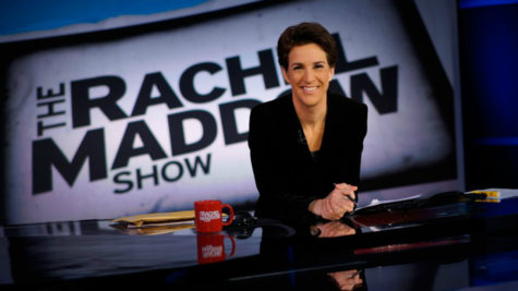 Rachel Maddow releases Trump tax returns