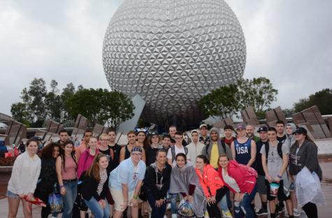 Naugatuck High School Goes On A Disney Trip