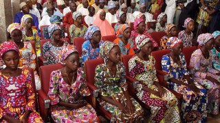 81 captured girls are released by Boko Haram