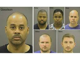 Baltimore officers on trial