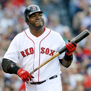 Big Papi hits the big 500