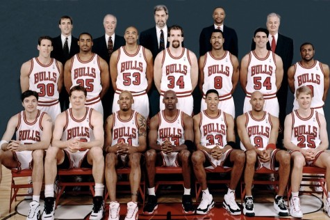 The '96 Chicago Bulls Remain the Best Basketball Team of All Time