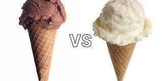 Chocolate is better than Vanilla