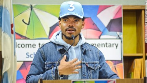 Chance The Rapper donates one million dollars to Chicago schools