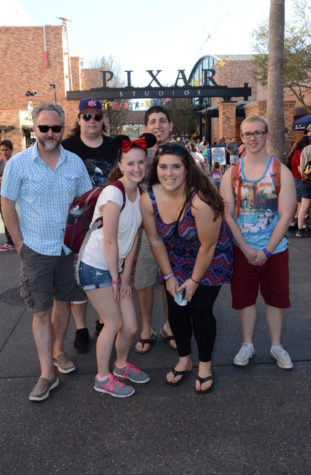 Naugy's Disney vacation is a memorable experience