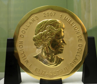 Valuable coin stolen from Berlin's Bode Museum