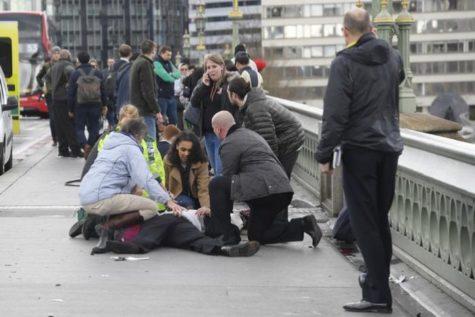 Terrorist attack shocks London