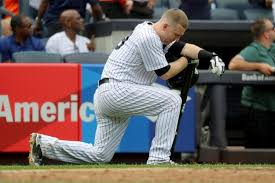 Girl hit by foul ball at Yankee Stadium