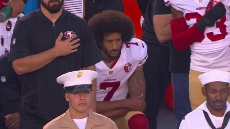 NFL continues to blacklist Kaepernick