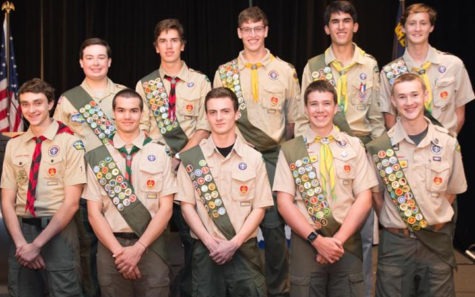 The Boy Scouts of America make an historic announcement