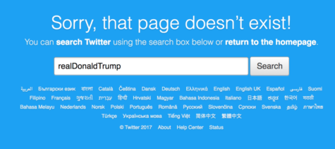 Trump's Twitter account suspended for 11 minutes