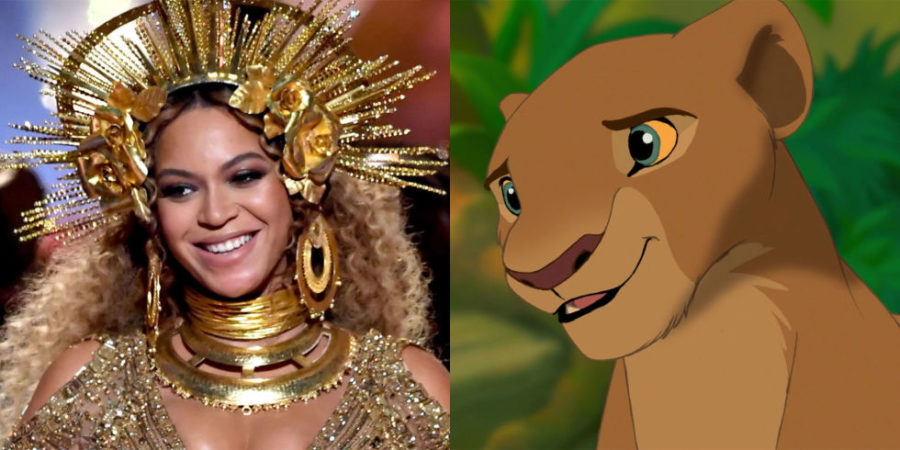 The Lion King cast is announced