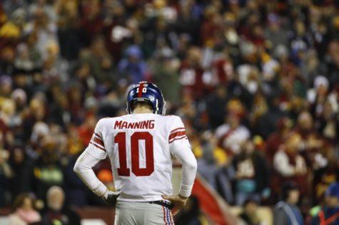 Giants bench Eli