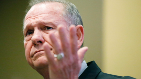 Moore's defeated candidacy once proved troublesome for American politics