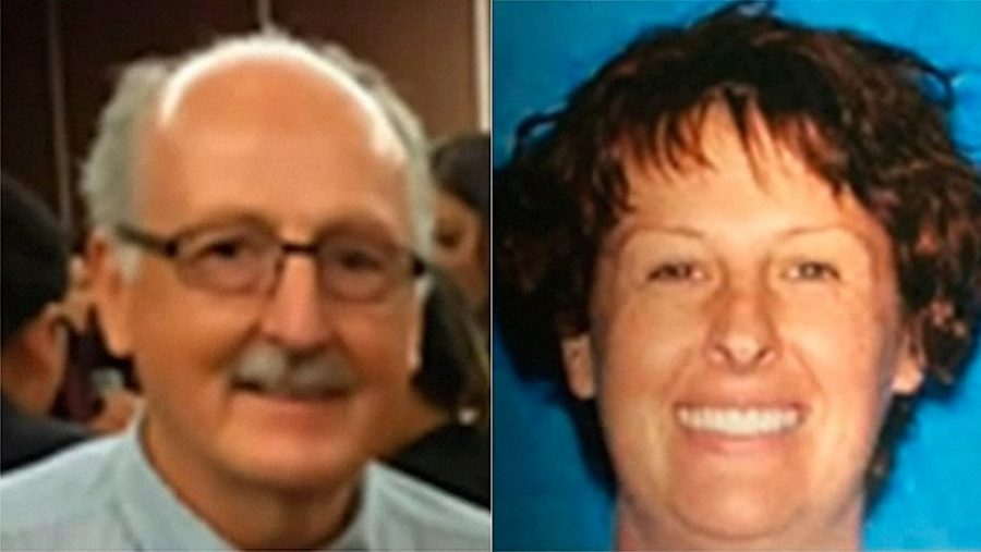 father, Williams Mussack, 69 (left),  daughter, Danya Jennings, 44 (right)