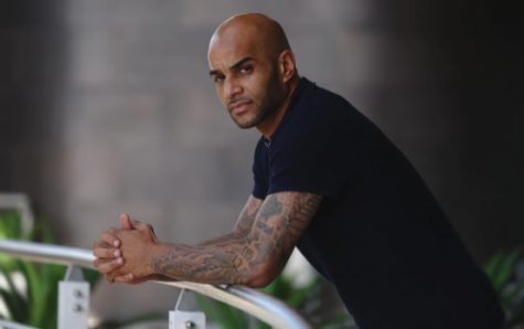 Retired soccer star Leon McKenzie speaks openly