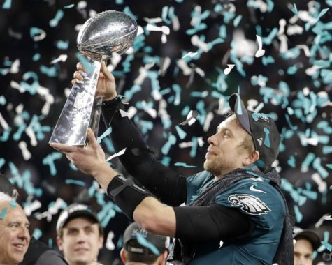 Eagles win Super Bowl LII