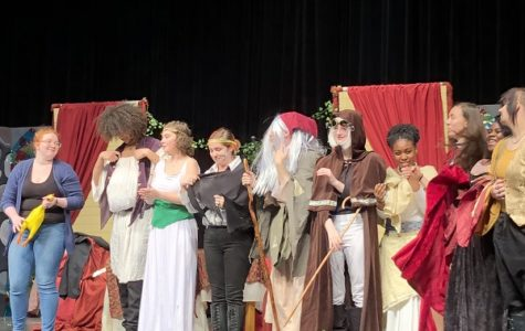 """NHS Theater brings """"The Dragon"""" to life"""