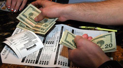States can permit sports gambling