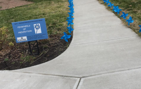 Special ceremony brings awareness of child abuse and domestic violence
