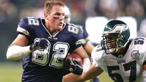 Jason Witten retires and joins the ESPN team