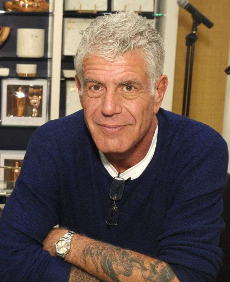 NEW+YORK%2C+NY+-+DECEMBER+02%3A++Anthony+Bourdain+attends+Hey+New+York%3A+Meet+Anthony+Bourdain+%2B+Eric+Ripert+book+signing+event+for+his+book+%22Appetites%3A+A+Cookbook%22+at+Williams-Sonoma+Columbus+Circle+on+December+2%2C+2016+in+New+York+City.++%28Photo+by+Owen+Hoffmann%2FPatrick+McMullan+via+Getty+Images%29
