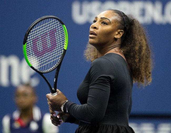 Cartoonist attacked for negative depiction of Serena Williams