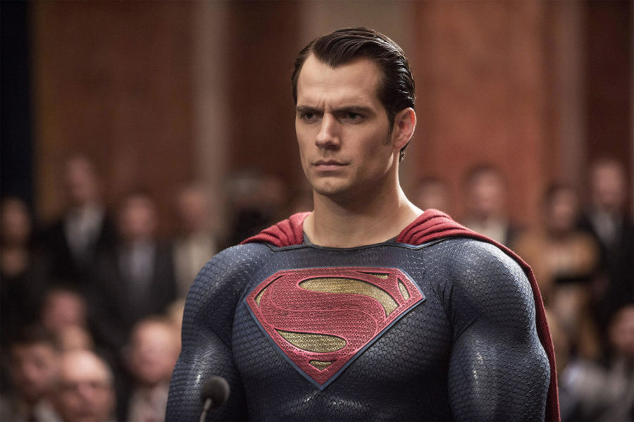 BATMAN V SUPERMAN: DAWN OF JUSTICE, Henry Cavill as Superman, 2016. ph: Clay Enos /© Warner Bros. / courtesy Everett Collection