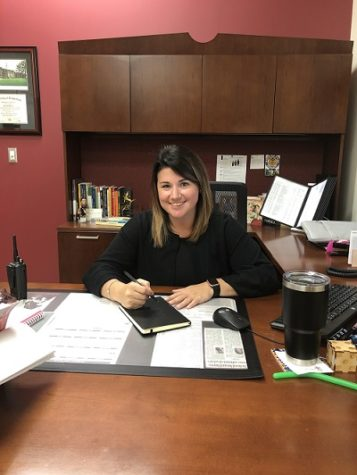 Ms. Wallace joins the NHS administrative team