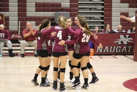 Naugy Volleyball off to a hot start