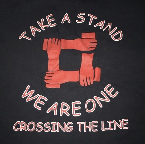 Crossing the Line will take place November 2