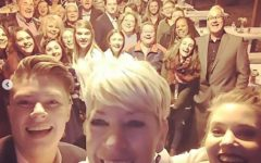 Oklahoma woman acts as a stand-in mom at same-sex weddings