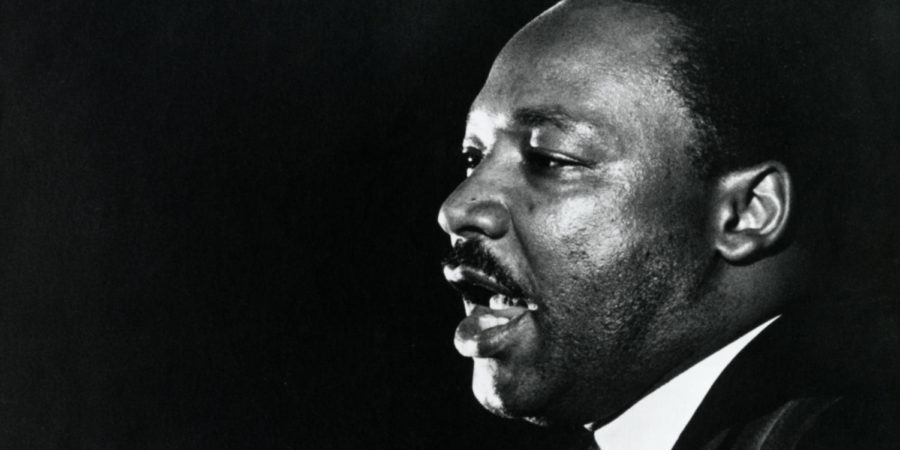 Dr. Martin Luther King, Jr won the Nobel Peace Prize in 1964