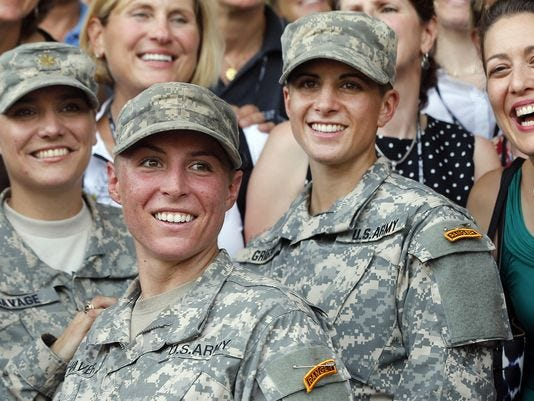 Women and the draft – is it time?