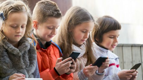 Children and cell phones - is it necessary?