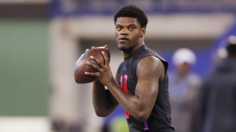 For Black History Month, we celebrate the MVP Lamar Jackson