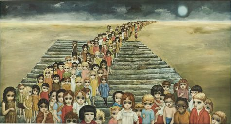 "Let's celebrate ""Big Eyes"" artist, Margaret Keane"