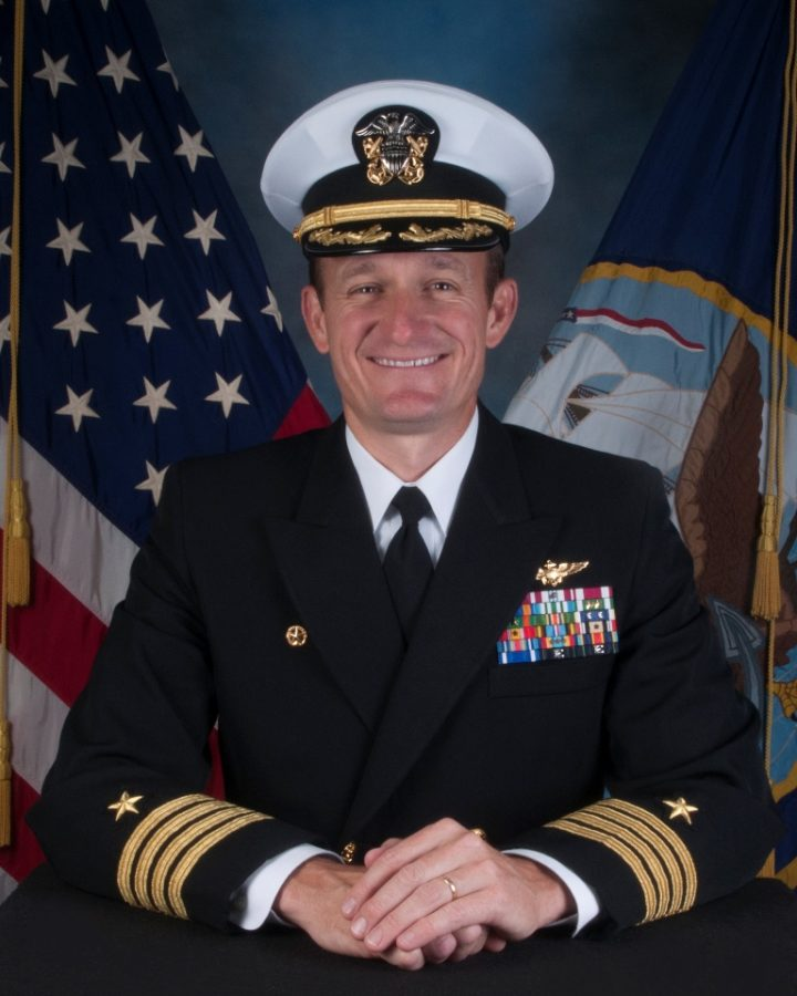 Navy officer fired for writing a letter