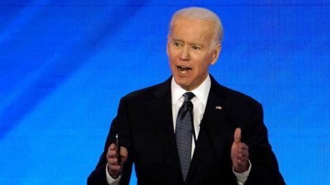Biden dominates the first debate