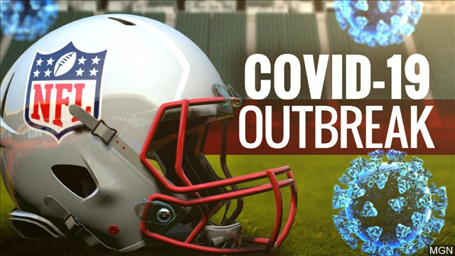 NFL responds to positive COVID cases