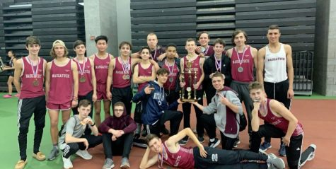 After spike in Covid-19 cases, CIAC postpones start to all winter sports, but Naugatuck Indoor Track was prepared