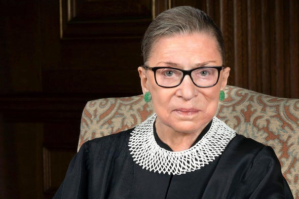 Tribute to Ruth Bader Ginsburg