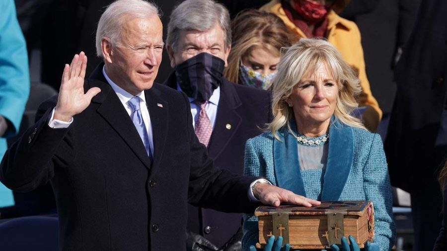 Joe+Bidens+Inauguration