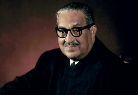 Celebrating Black History Month - Thurgood Marshall