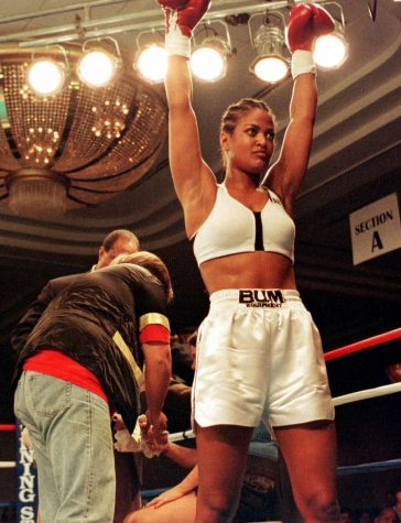 Laila Ali, a legend in her own right