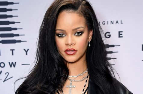 Celebrating Black History Month: Rihanna