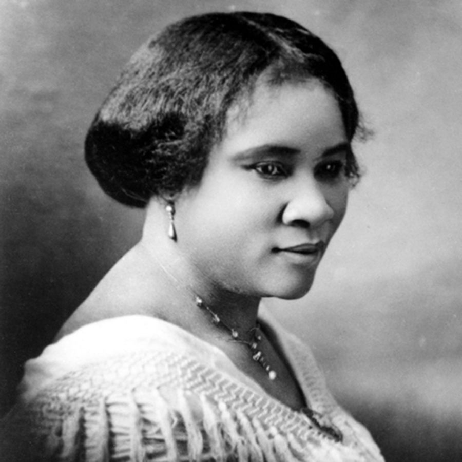 Celebrating Black History Month - Madame C.J. Walker