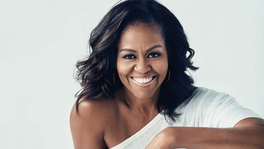 Celebrating Black History Month - Michelle Obama